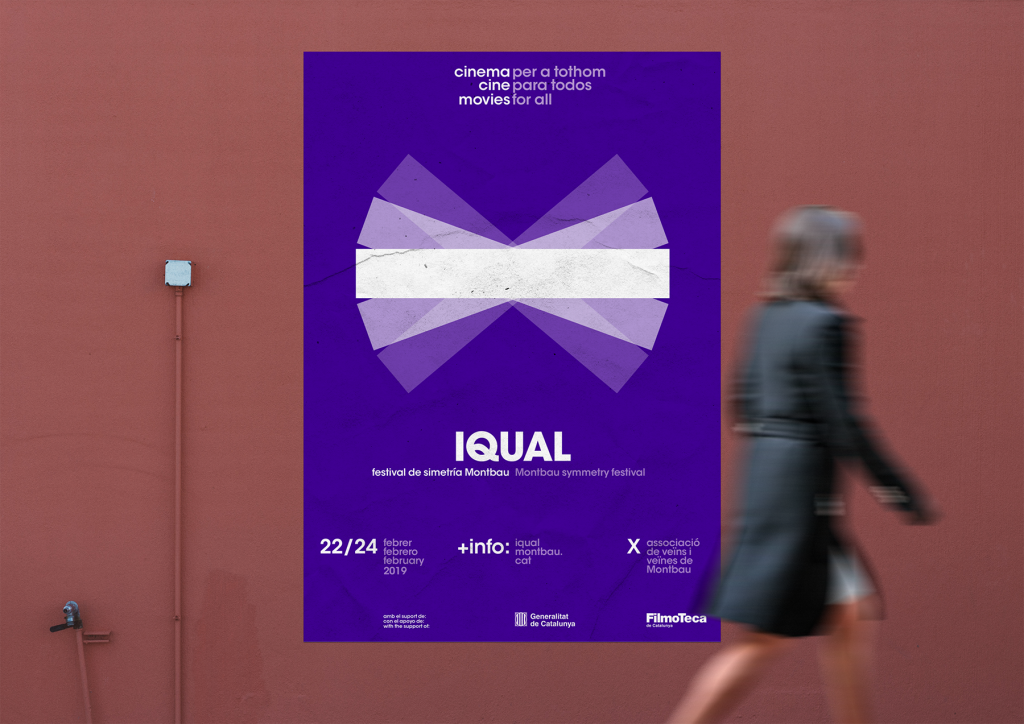 iqual poster street